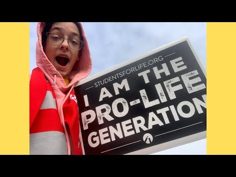 March for Life Vlog! (Washington D.C.)
