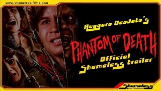 Video Ruggero Deodato's Phantom Of Death (1988) - Official Shameless Trailer - SHAM002 download MP3, 3GP, MP4, WEBM, AVI, FLV Januari 2018