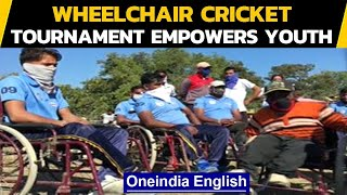 Positive story: Wheelchair cricket tournament empowers youth | Oneindia News
