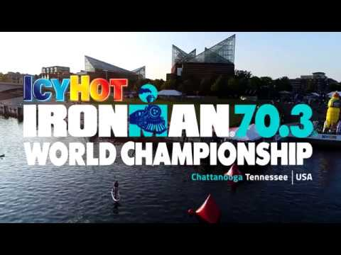2017 Icy Hot IRONMAN 70.3 World Championship - Men's Pro Recap