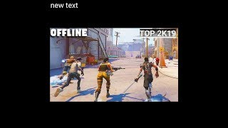 2019(2k19) Top 13 Best Offline Games For Android/iOS 2018! [Under 100 MB]
