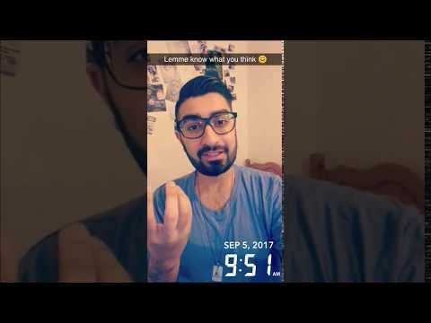 SnapChat: 05/11/17 - Duet With Imu (Freestyle Rap)