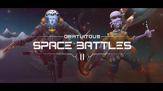 Gratuitous Space Battles 2 Trailer