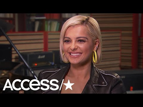 Bebe Rexha's First Celeb Crush Was Orlando Bloom: 'Katy Perry's Gonna Kill Me!' | Access