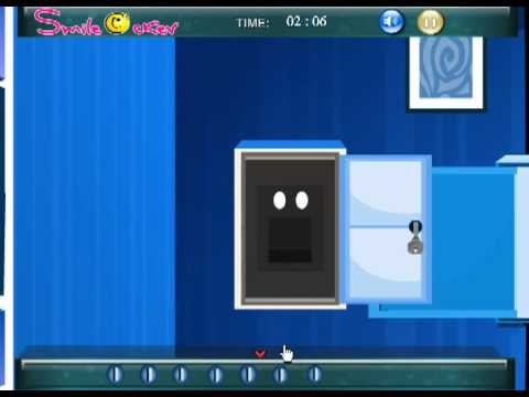 Blue Living Room Escape Walkthrough