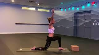 40 Minute Vinyasa Power Flow - Hot Yoga Asheville