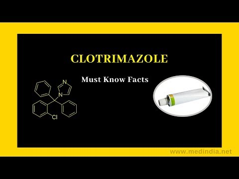 Clotrimazole: Drug Treats Jock Itch, Athlete's Foot, Oral Thrush, and Other Fungal Infections