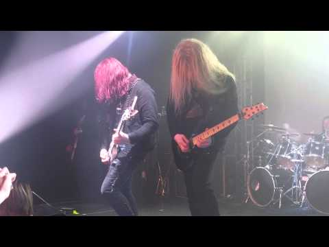 Arch Enemy live in Hong Kong - Michael Amott solo part.2