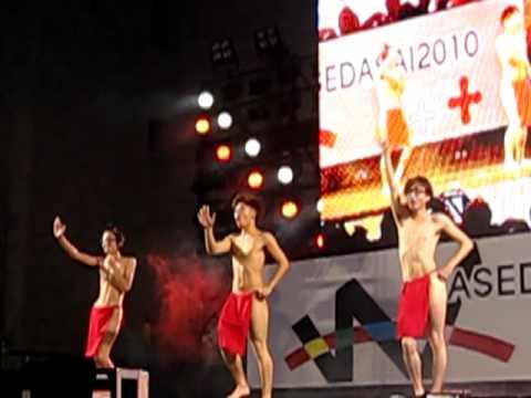 1/4 早稲田祭2010 『早稲田大学男祭り2010~夢の狂宴~』 弾丸