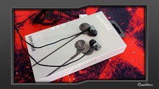 Audictus Explorer - Niedrogie dokanałówki o niezłej jakości dźwięku