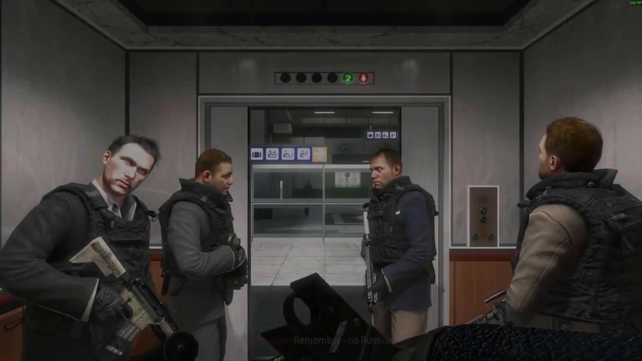 Modern Warfare 2 - No Russian Pumped Up Kicks [OFFENSIVE ...