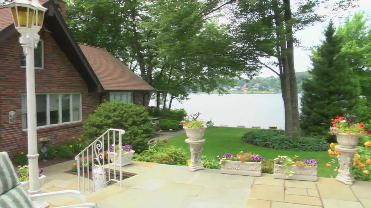 youtube cottages gwinn cottage lake mi for shag sale watch waterfront property in lakefront michigan