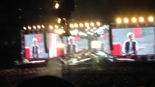 One Direction - Midnight Memories (Boston 8/7/14)