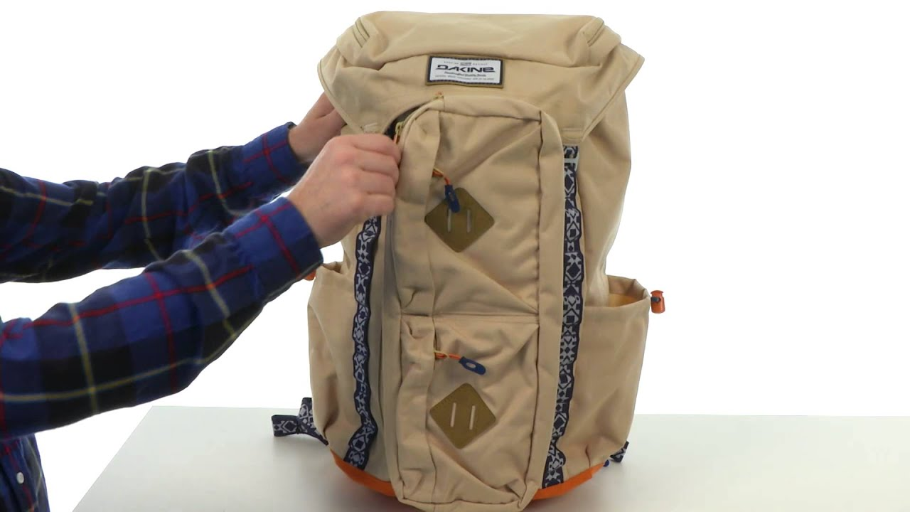 6d014409c24 Dakine Compass 38L Backpack SKU 8350717 - YouTube
