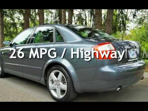 2003 Audi A4 1.8T quattro 5 Speed Manual 2 Owners. for sale in Milwaukie, OR