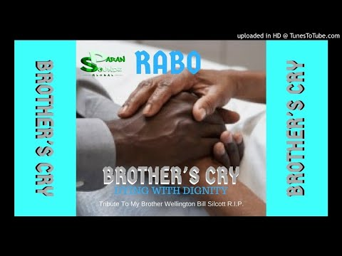 KING RABO - BROTHER'S CRY - Official Lyrics Video - (STRAT - CALYPSO - 2018)