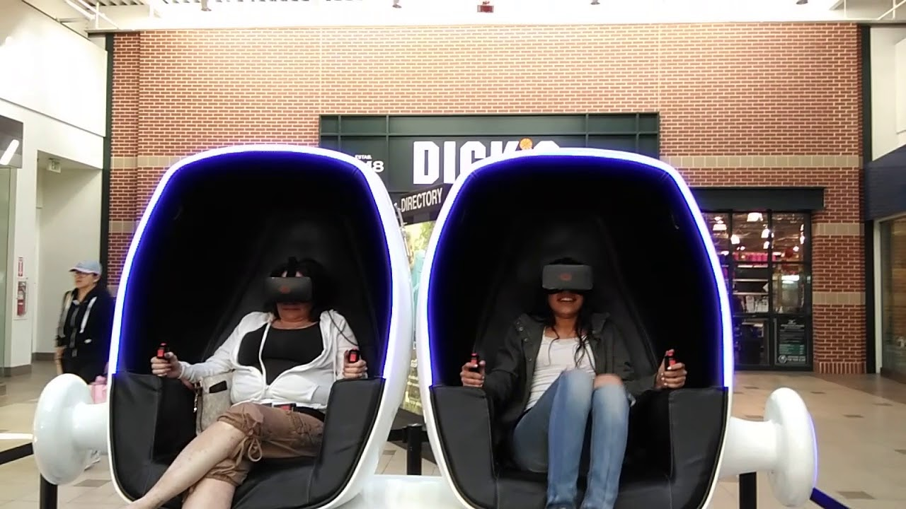 Hustru Grand Daughter In Virtual Reality Game - Youtube-4935
