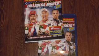 Critique Talladega Nights The Ballad Of Ricky Bobby : Big Hairy American Winning Edition