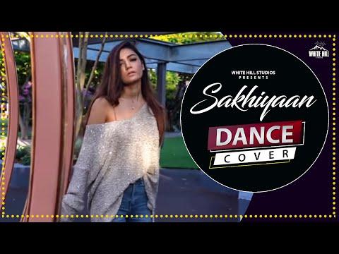 Sakhiyaan   Amy Aela   Contemporary Dance   Superhit Punjabi Song By Maninder Buttar