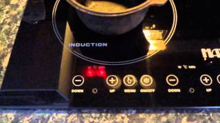 Induction Cooktop Not Working