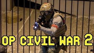 OP: Civil War 2 presented by Evike.com (KRYTAC Alpha Series & Elite Force M92A1)