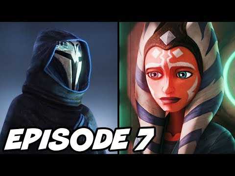 Clone Wars Episode 7: This is How Ahsoka Gets to Mandalore! - Breakdown and Theory