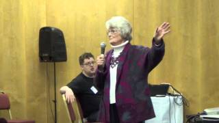 Jenny Rees Larcombe at Hope Now Annual Weekend Part 3