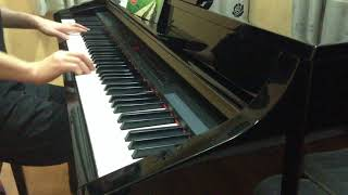 นอนจับมือกันครั้งแรก (piano cover by Gun)