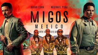 Narcos: Mexico | Narcos Theme Song Mashup with Migos Narcos Lyrics | DJ Tiberias