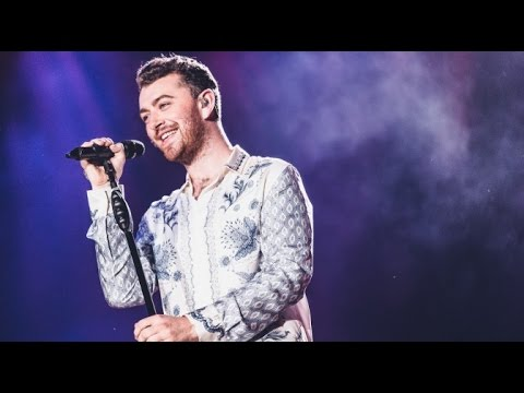 Sam Smith, Rock In Rio 2015 - Tears Dry On Their Own