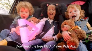 The BBC iPlayer Kids App!