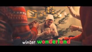 Смотреть клип Jason Mraz - Winter Wonderland