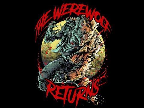 Figure - The Werewolf Returns (MONSTERS 8 PRE ORDER!)
