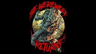 Figure - The Werewolf Returns (Monsters 8 out now!)