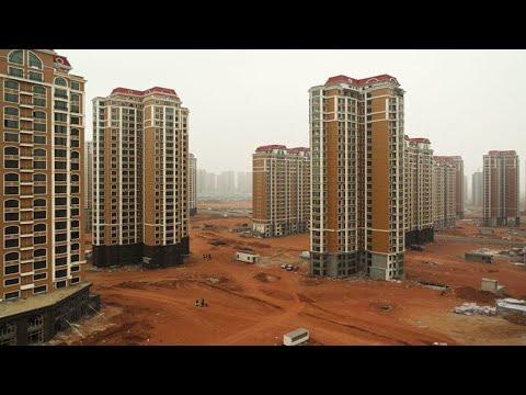 Заброшенные города-призраки по всему миру! Для кого их построили и почему там никто не живет? - Видео онлайн