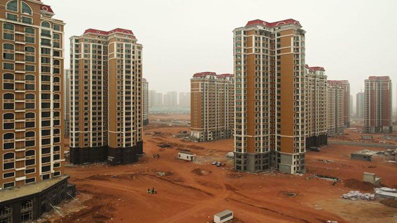 Заброшенные города-призраки по всему миру! Для кого их построили и почему там никто не живет? - YouTube
