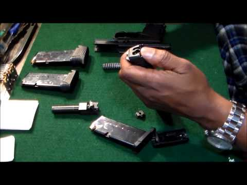 How to Remove The Firing Pin From a Walther PPS 40 Cal