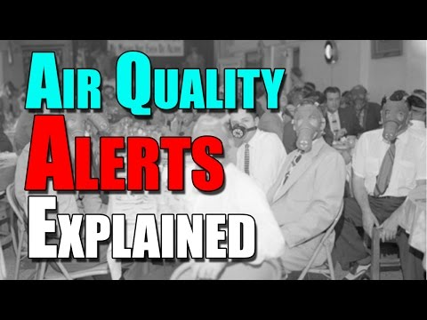 Air Quality Alerts Explained