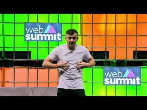 WEB SUMMIT GARY VAYNERCHUK KEYNOTE |...
