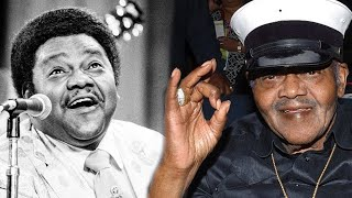The Life and Sad Ending of Fats Domino