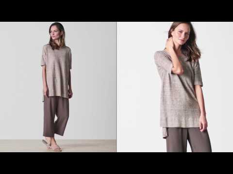 EILEEN FISHER Spring 2017 May Collection‬‬‬