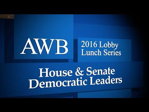 AWB 2016 Lobby Lunch Series - February 11th