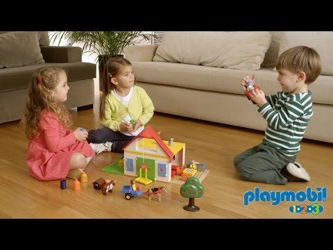 PLAYMOBIL 1.2.3 - Spielerisch die Welt begreifen