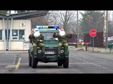 Kolęda Nadwiślański Oddział Straży Granicznej