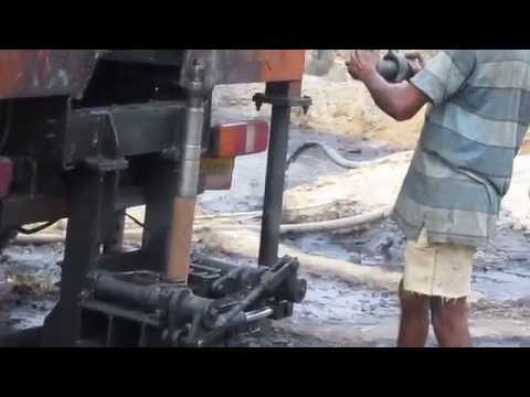 coal exploration wire line drilling in india