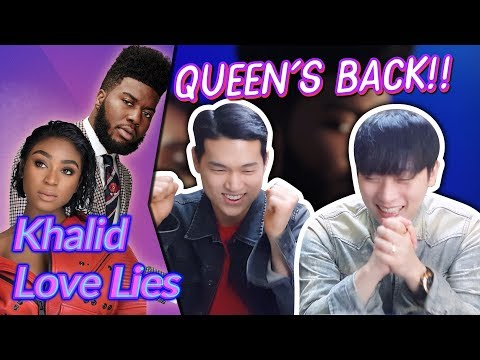 K-pop Artist Reaction Khalid & Normani - Love Lies Billboard  Awards 2018