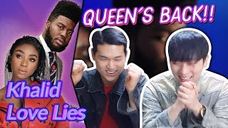 K-pop Artist Reaction] Khalid & Normani - Love Lies (Billboard Music Awards 2018) Video