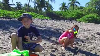 Centoni Hawaii Family;  Waikoala Village