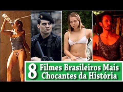 8 FILMES BRASILEIROS MAIS CHOCANTES DA HISTÓRIA