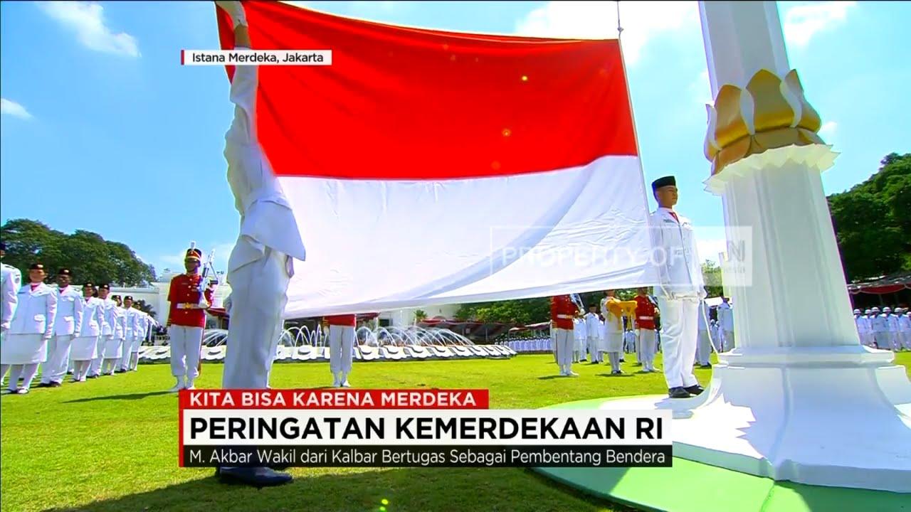 980 Gambar Kartun Orang Sedang Upacara Bendera Gratis
